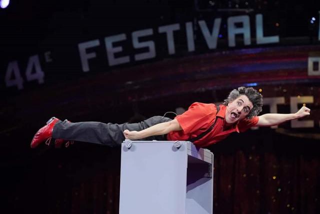 Elastic, le clown liégeois, primé à Monte-Carlo !