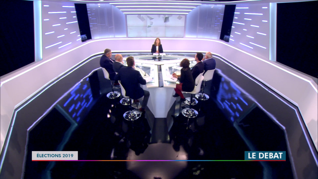 Elections 2019 - Politique européenne de la Belgique