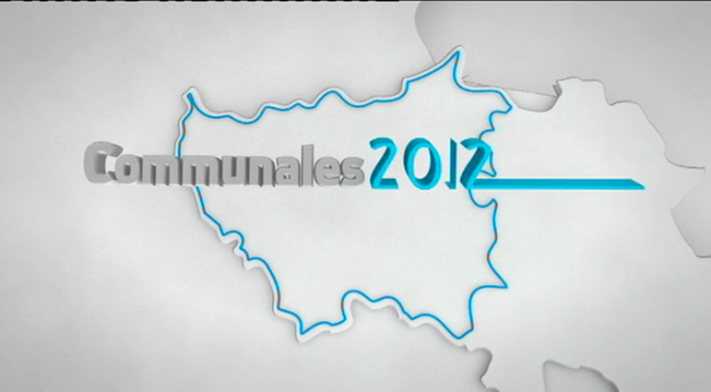 Elections communales 2012 - Saint Nicolas