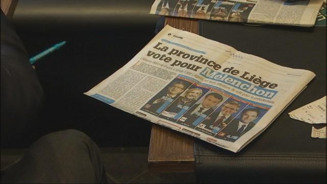Elections françaises : pour qui voteraient les Liégeois ?