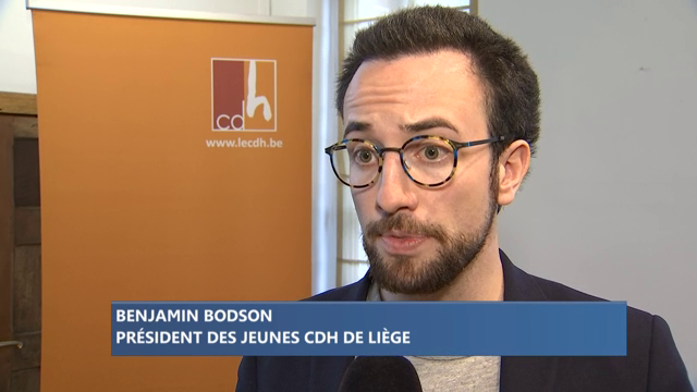 Elections : les jeunes cdH ont sondé les Liégeois