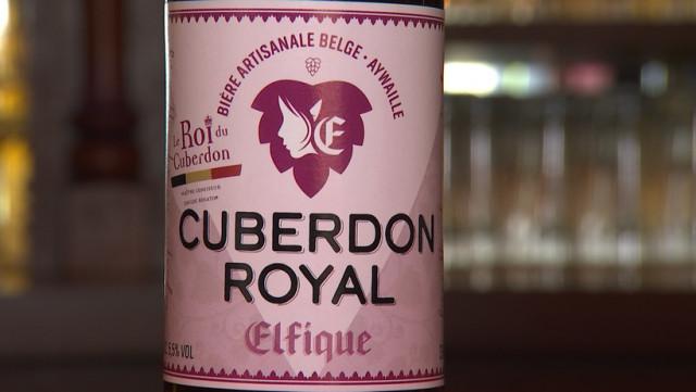 Elfique : et maintenant une bière au cuberdon !