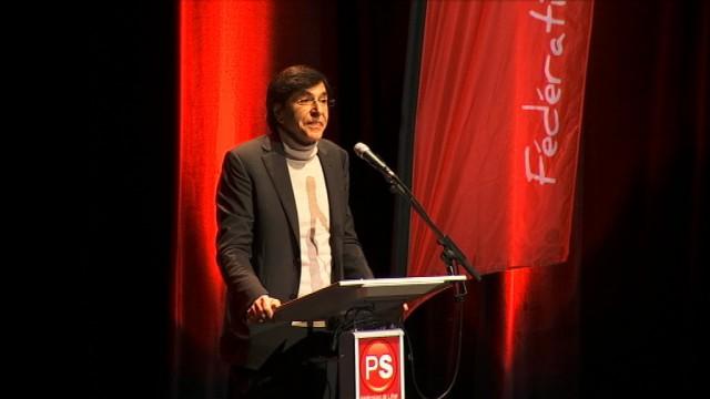 Elio Di Rupo : A. Gilles et S. Moreau candidats en 2018 ? C'est exclu