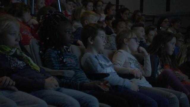 Engis : les enfants et l'histoire de leur quartier