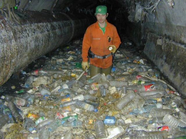 Environnement : les égouts ne sont pas des poubelles !