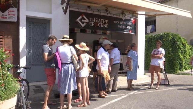 Episcène, un théâtre belge à Avignon