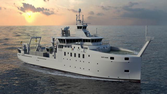 Etudiants : donnez un nom au nouveau navire de recherches scientifiques