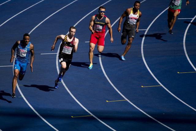 Euro d'athlétisme : déception pour Bouchikhi, qualification pour Vanderbemden