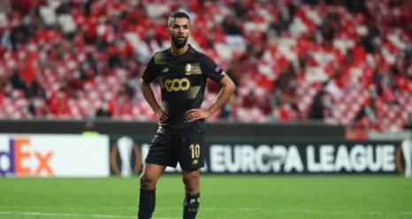 Europa League : défaite logique du Standard à Benfica
