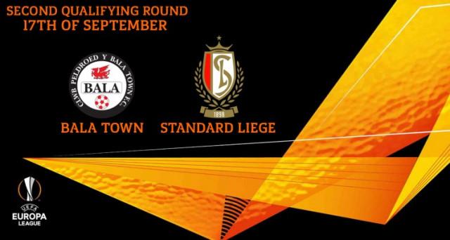 Europa League : le Standard se rendra au Pays de Galles