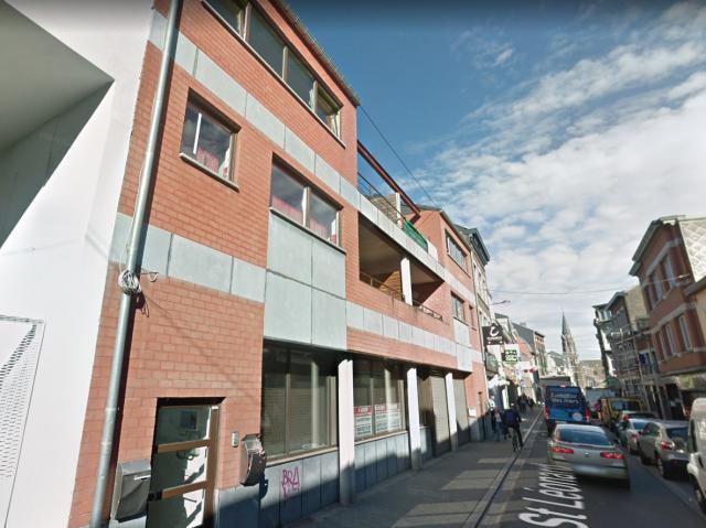 Explosion à Liège, une personne blessée