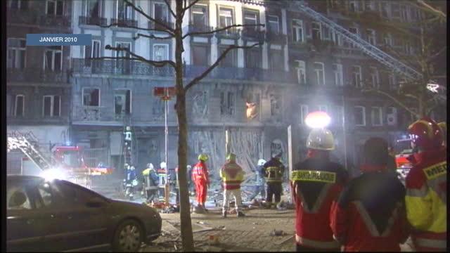 Explosion rue Léopold : le procès en appel aura lieu avant la fin d'année judiciaire