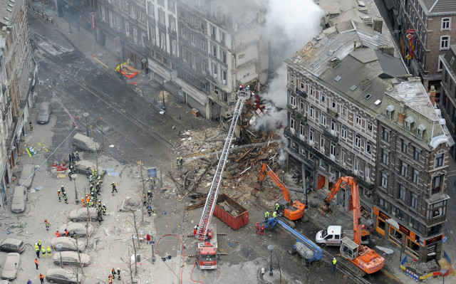 Explosion rue Léopold : le propriétaire condamné