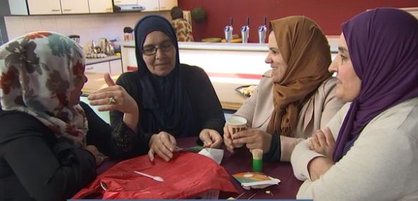 Expo : des migrantes racontent leur parcours d'intégration