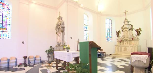 Expo 'Eglises insolites' à l'église ouverte de Sougné à Aywaille