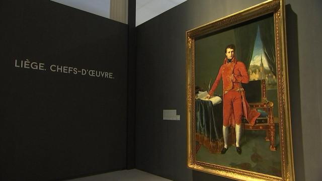 Exposition Liège Chefs-d'oeuvre à La Boverie