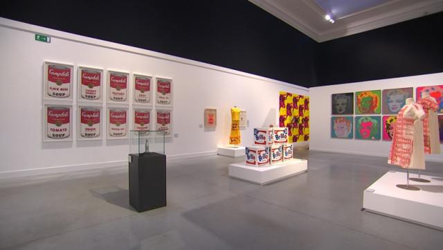 Warhol, Giacometti, Toutankhamon... c'est fermé !
