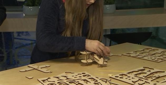 Fabriquer soi-même ses décorations de Noël au ReLab Liège