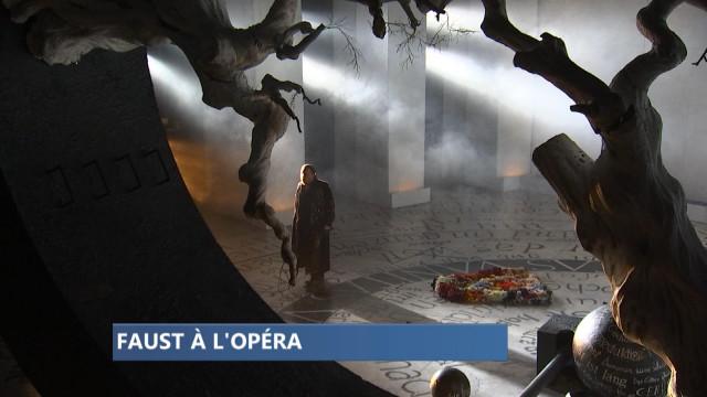 Faust aux accents belges à l'Opéra