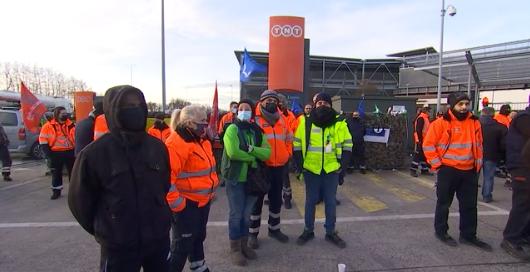 FEDEX/fin grève: des réunions avec la direction début février