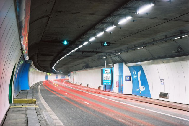 Fermeture du tunnel sous Cointe durant 5 nuits
