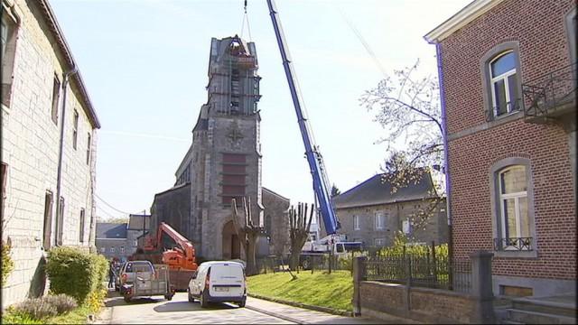 Ferrières : bientôt un nouveau clocher