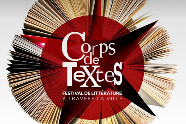Festival corps de texte, bientôt au Théâtre de Liège