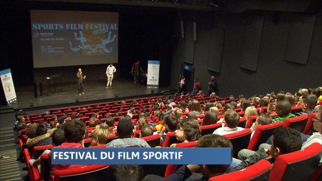 Festival du Film Sportif : les enfants face aux valeurs du sport