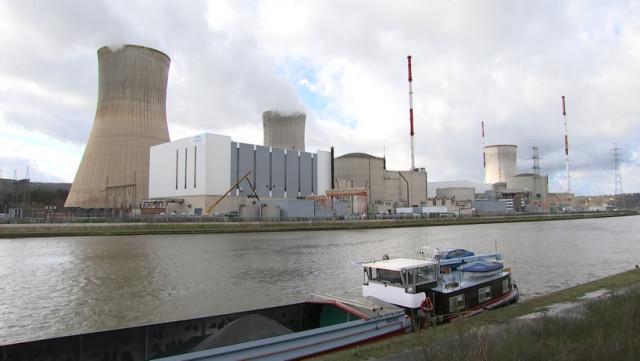 Feu vert pour le hall de stockage pour déchets nucléaires