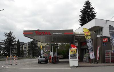 Flémalle : une station-service attaquée à la hache !