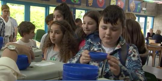 Fléron : du potage à l'école avec l'environnement pour priorité