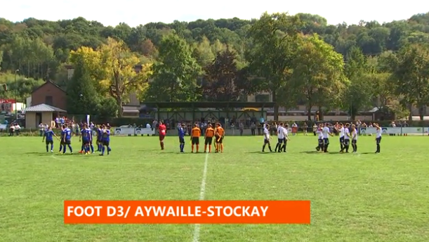 Football : Aywaille - Stockay