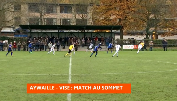 Football : Aywaille - Visé