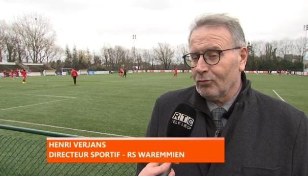 Football: Changement d'entraineur à Waremme