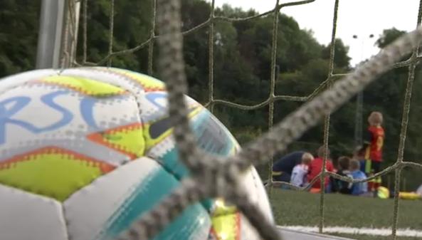 Football : formation des Jeunes d'Aywaille et Sprimont