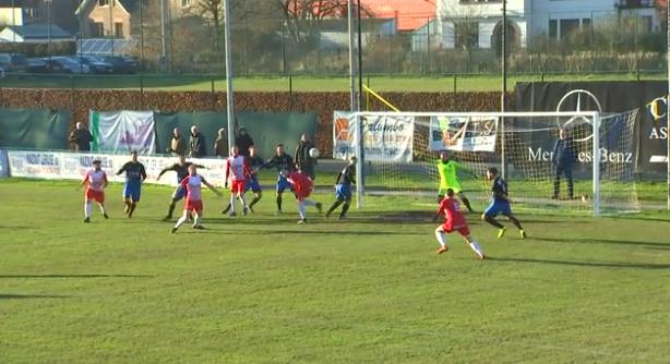Football : Hamoir - Rebecq