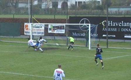 Football : Hamoir - Visé