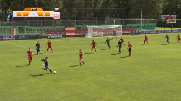 Football: Hamoir - Waremme