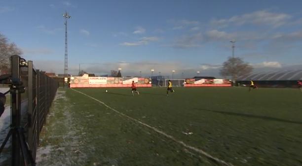 Football : Herstal - Longlier