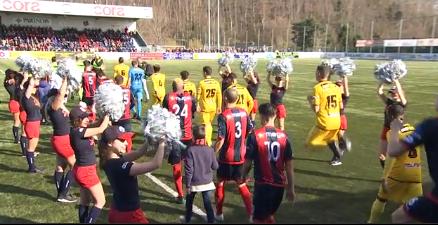 Football : le RFC Liège remporte le derby contre RFC Seraing