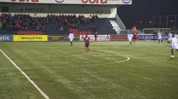 Football : RFC Liège - Acren