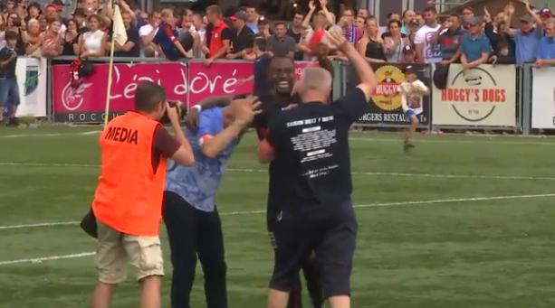 Le RFC Liège rejoint la D1 Amateurs !