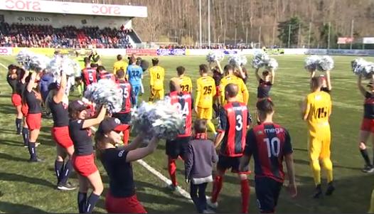 Replay: Football: RFC Liège - RFC Seraing