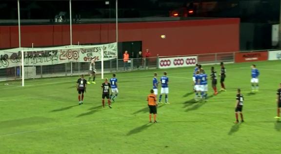 Football : Seraing - Geel