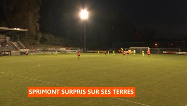 Football : Sprimont - Mormont