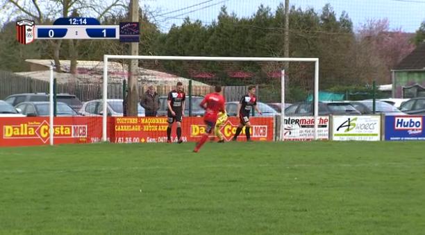 Football: Stockay Warfusée - Richelle
