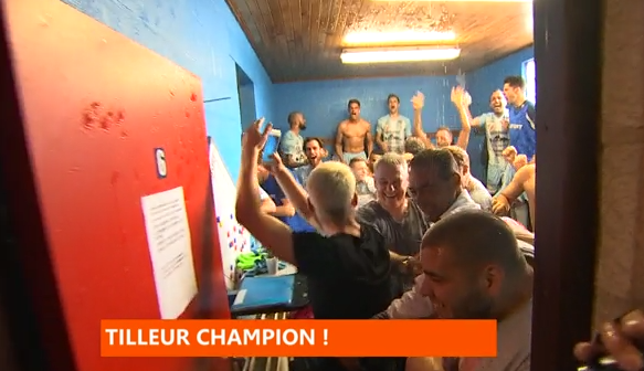 Football : Tilleur Champion !!!