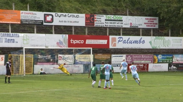 Football : Tilleur - Ciney