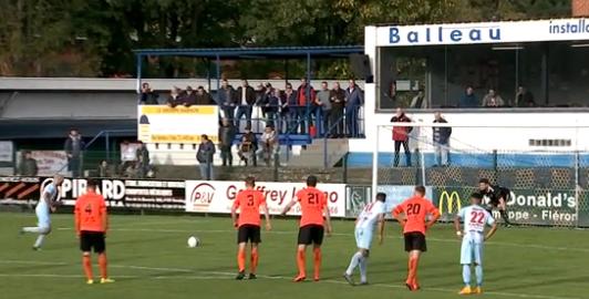 Football : Tilleur - Mormont