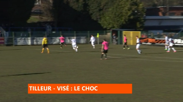 Football : Tilleur - Visé